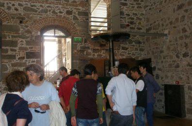 Εκδρομή με τους ασυνόδευτους της Μόριας στο μουσείο Βρανά