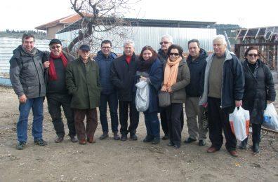 Καταυλισμός προσφύγων στην Τουρκία