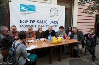 Συνάντηση στο Αϊβαλί με την Τουρκική Συνύπαρξη